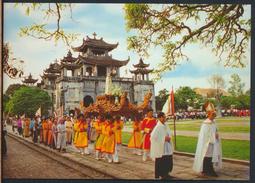 °°° 3584 - VIETNAM - KIEN TRUC CO - NINH BINH - NHA THO PHAT DIEM °°° - Vietnam