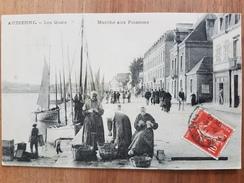 Audierne.marché Aux Poissons - Audierne