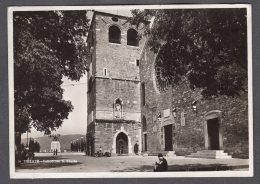 1939 TRIESTE CATTEDRALE S. GIUSTO FG V  SEE 2 SCAN TARGHETTA VISITATE L'ITALIA ANIMATA MOTOCICLETTA - Trieste