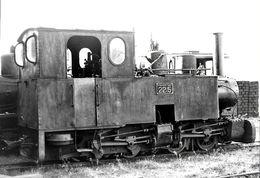 TRANSPORT TRAIN TRAMWAY PITHIVIERS TOURY 0.20 + 020 N° 510.7 - Treinen