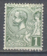 Monaco YT N°11 Prince Albert 1° Neuf ** - Neufs