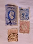 Pays-Bas  1876-1913  LOT # 6 - 1891-1948 (Wilhelmine)