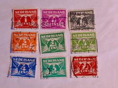 Pays-Bas  1924-39  LOT # 8 - 1891-1948 (Wilhelmine)