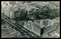 LOURENÇO MARQUES -BANCOS -No 1º Plano O Magnífico Edificio Do Banco Nacional Ultramarino(Cliché C.Alberto)carte Postale - Mozambique
