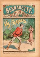 "BERNADETTE  ""les Fraises "" - Newspapers"