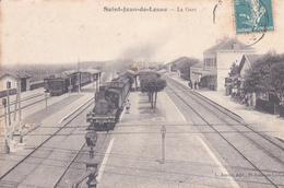 SAINT JEAN DE LOSNE - La Gare - Autres Communes