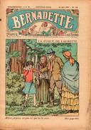 "BERNADETTE  ""la Fugue De Laurette  "" - Newspapers"