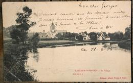 1597 CPA BELGIQUE LAETHEM ST MARTIN LE VILLAGE 1904 - Belgique