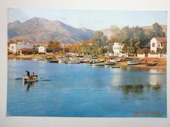 Postcard Rosas Costa Brava Fishing Village Used 1966 My Ref B2855 - Other