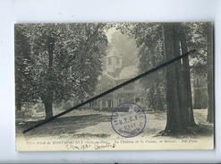 CPA - Forêt De Montmorency - Le Château De La Chasse,le Manoir -(Cachet : Union Touristique Des Chemins De Fer ) - Montmorency