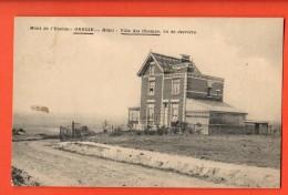 IBD-13 Orroir Mont De L'Enclus. Hotel Villa Des Champs Vu De Derrière.  Cachet Mougies Et Roubaix 1910 - Otros
