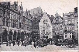 CPA Ypres - Nieuwerk - Feldpost - 1915 (28199) - Ieper