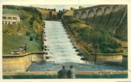 EUPEN - Barrage De La Vesdre - La Grande Chute Du Déversoir - Eupen