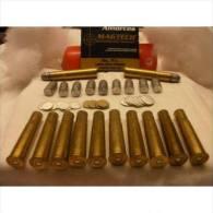 Kit De Rechargement 11 Mm Gras Boxer(D2) - Armes Neutralisées