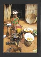 AFRIQUE - AFRIQUE EN COULEURS - MARCHANDE DE BEIGNETS - CLICHÉ B. DESJEUX PR IRIS - Cartes Postales