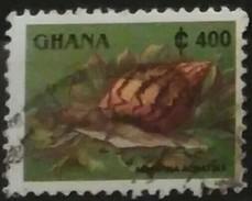 GHANA 1991 Tourism. USADO - USED. - Ghana (1957-...)
