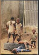 °°° 3602 - CAMEROUN - BAMBINI CHE GIOCANO °°° - Camerun