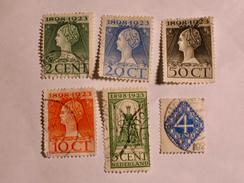 Pays-Bas  1898-1924  LOT # 10 - 1891-1948 (Wilhelmine)