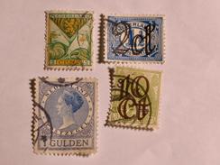 Pays-Bas  1923-30  LOT # 11 - 1891-1948 (Wilhelmine)