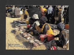 AFRIQUE - AFRIQUE EN COULEURS - MARCHANDES DE POISSONS - CLICHÉ P. CHARETON PAR IRIS - Cartes Postales