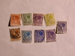 Pays-Bas  1926-39  LOT # 12 - 1891-1948 (Wilhelmine)