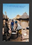 AFRIQUE - AFRIQUE EN COULEURS - PRÉPARATION DU REPAS - PHOTO HOA QUI - Cartes Postales