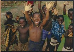 °°° 3613 - AFRIQUE EN COULEURS - BIENVENUE EN AFRIQUE °°° - Cartoline