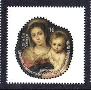 SPAIN ESPAGNE 2017 IV Centennial Of The Birth Of Bartolomé Murillo - Arte