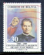 BOLIVIA -Mi. 1083-BOL-8070 - Bolivie