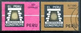 PERÚ-Yv. 483-A 213-Serie Completa -PER-8130 - Peru