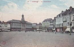 12 CAMBRAI                                       La Grand'place - Cambrai