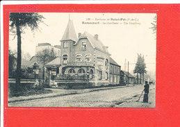62 RAMENCOURT Cpa Animée La Distillerie       126 Abeille Ternoise - Autres Communes