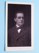 Man / Homme ( CDV - Photo G. RAYNAUD Anvers ) See Photo For Details !! - Anonymous Persons