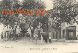 83 LE BEAUSSET LA FONTAINE PLACE DE LA MAIRIE SUPERBE - Le Beausset