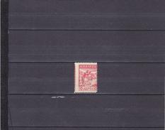 EPIRE/ VARIéTé PIQUAGE DéCALé/10L ROUGE/NEUF*/ N°5 YVERT ET TELLIER 1914 - North Epirus