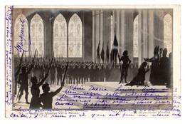 HISTOIRE . JEANNE D'ARC . SACRE DE CHARLES VII A REIMS - Réf. N°832 - - Storia