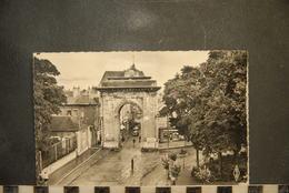 CP, 58, Nevers, LA PORTE DE PARIS - Nevers