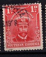 Southern Rhodesia, 1924, SG 2, Used - Southern Rhodesia (...-1964)