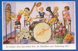 Fantaisie; Geburtstag; Anniversaire; Birthday; Kinder Jazz - Band - Geburtstag