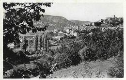 Seyne-les-Alpes - Vue Générale Prise De La Route De Digne - Edition La Cigogne - Carte N° 8221 - France