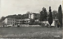 Aiglun (Basses-Alpes) - Sur La Route Napoléon, Le Château D'Aiglun - Edition La Cigogne - Carte Non Circulée - Autres Communes