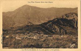 La Motte Du Caire (Basses-Alpes) - Vue Générale - Carte D'Art Vial (Ima) - Autres Communes