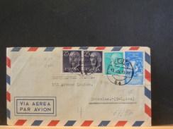 67/986   LETTREESPAGNE   POUR LA BELG. - 1931-Today: 2nd Rep - ... Juan Carlos I