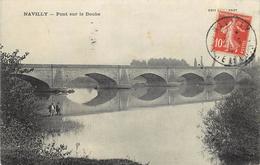 NAVILLY - Pont Sur Le Doubs. - Sonstige Gemeinden