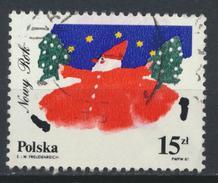 °°° POLONIA POLAND - Y&T N°2940 - 1987 °°° - 1944-.... Repubblica