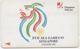 Singapour : XVII Southeast Asian Games 1993 à Singapour - Singapour