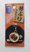 Decorative Strap : Donburi - Charms