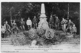 88   LAJUS       Vallée De CELLES   Monument Des Mobiles - Frankrijk