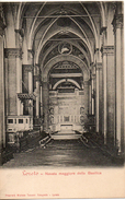 Italie. Loreto. Navata Maggiore Della Basilica - Italia