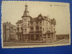 WENDUYNE : Savoy Hôtel En 1945 - Wenduine
